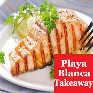 Best Fish Restaurant Playa Blanca - Best Dining Playa Blanca - Best Places to eat Playa Blanca - Atlantico Restaurant Takeaway Playa Blanca