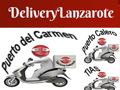 Delivery Puerto del Carmen and Surroundings - Food delivery Puerto del Carmen - Alcochol Delivery Puerto del Carmen - Best Restaurants with Delivery Services in Puerto del Carmen