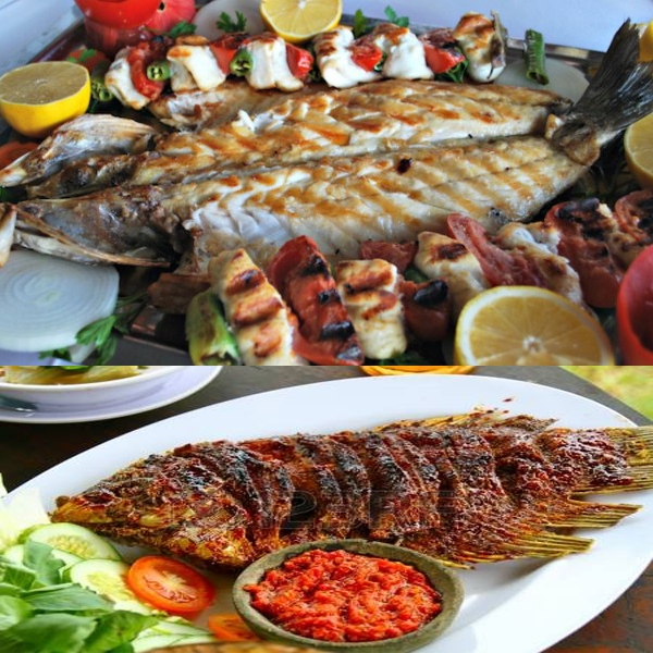 Discover The Best Fish Restaurants In Playa Blanca Takeaway Delivery