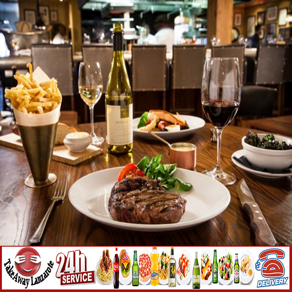 Steak Restaurants Playa Blanca Best Steak Takeaways And