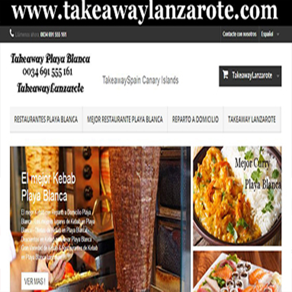 Takeaway Playa Blanca Seafood Restaurant