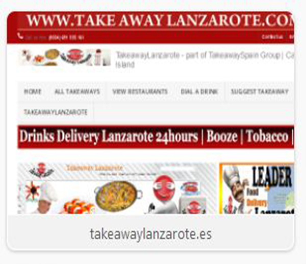 Takeaway Lanzarote - Romantic Delivery Lanzarote - Romantic Delivery Playa Blanca - Best Romantic Restaurants and Takeaways in Playa Blanca and Lanzarote