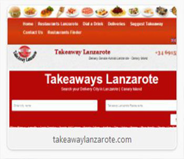 Takeaway Lanzarote Playa Blanca - Takeaway Lanzarote Group -  Romantic Restaurants - Romantic Diner Playa Blanca